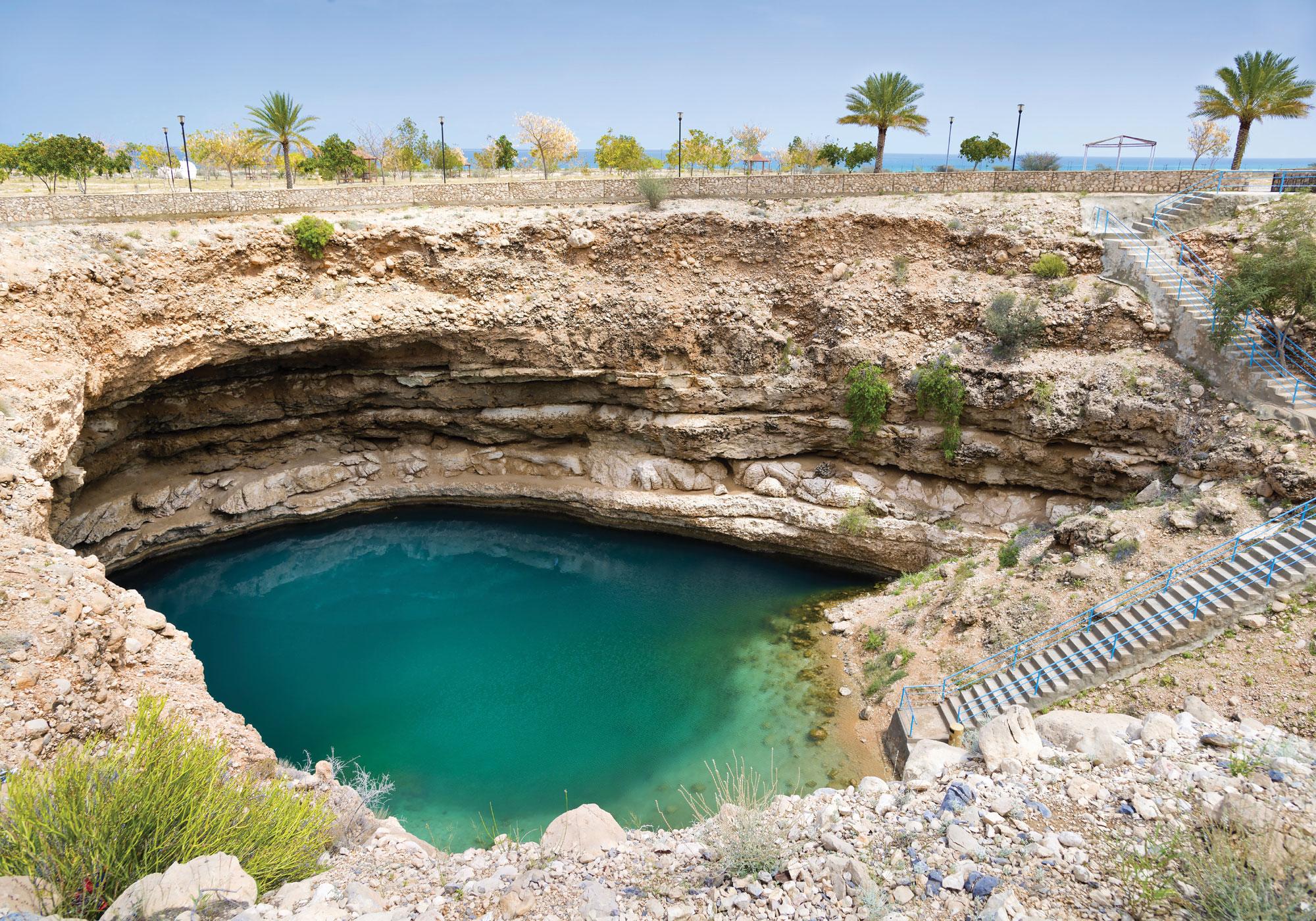 2Bimah-Sinkhole