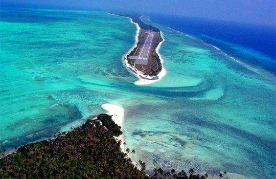 Agatti-Airport-in-Lakshadweep-India